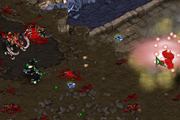 Starcraft Goliath screenshot
